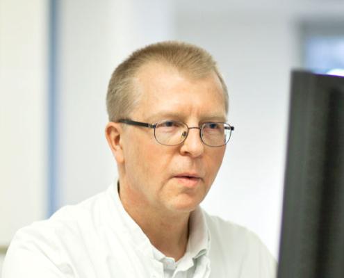 Dr. med.</br>Heinrich Rewitzer