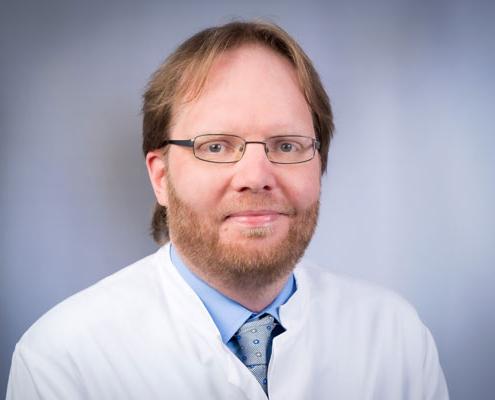 Dr. med. <br />Johann Christoph Blaue