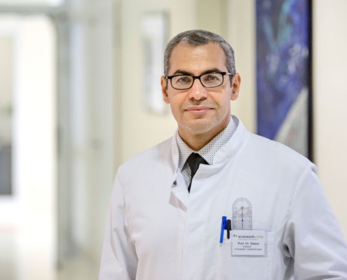 Prof. (Univ. Kairo) Priv.-Doz. Dr. med. Khaled H. Salem