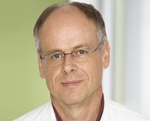 Prof. Dr. med.<br />Andreas Holstein