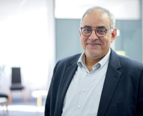 Dr. med.<br />Ahmad Bransi